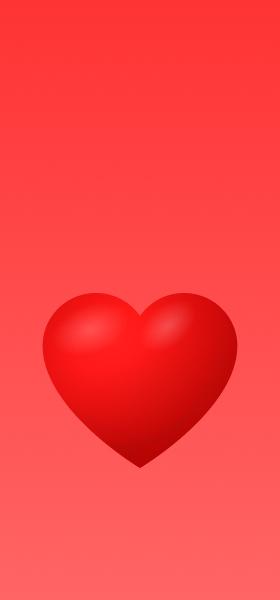 Heart Emoji Wallpaper