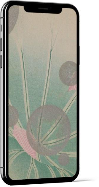 Shin-Bijutsukai VIII - Vintage Japanese Design Wallpaper