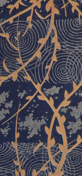 Shin-Bijutsukai III - Vintage Japanese Design Wallpaper