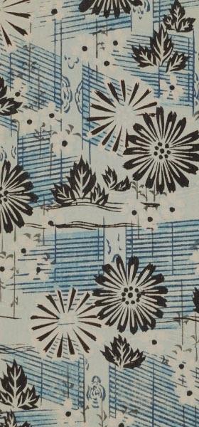 Shin-Bijutsukai XI - Vintage Japanese Design Wallpaper