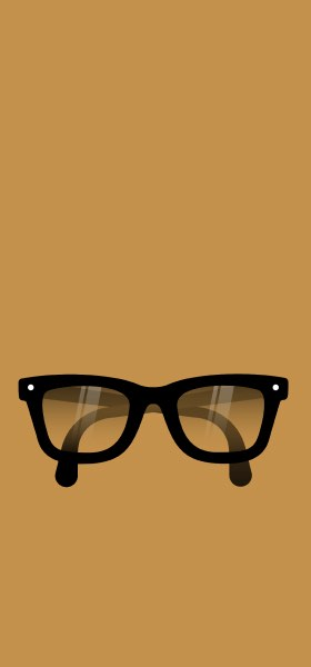 Glasses by Miguel Camacho Wallpaper