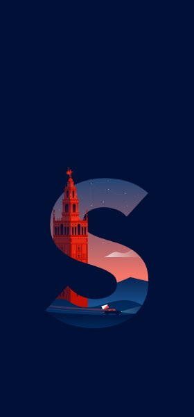 S by Miguel Camacho Wallpaper