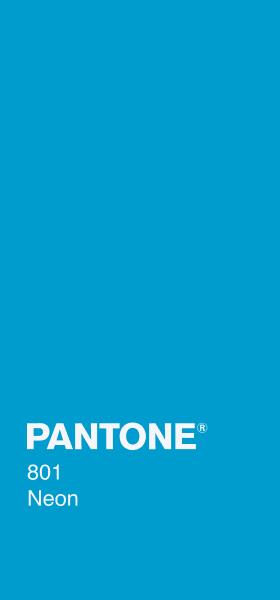 PANTONE 801 Neon Wallpaper
