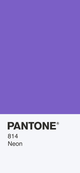 PANTONE 814 Neon Card Wallpaper