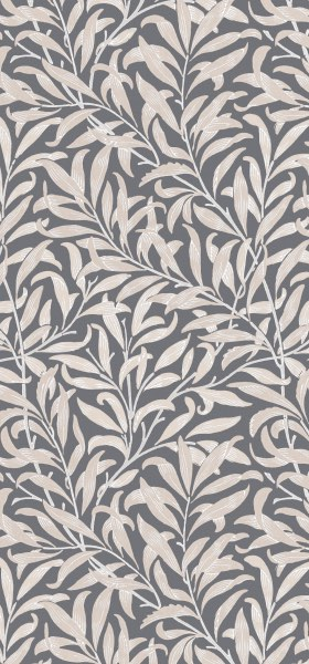 Willow Bough Gray William Morris Wallpaper