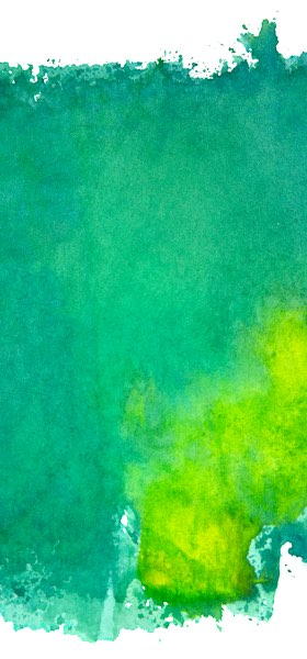 Watercolor Texture Green Wallpaper
