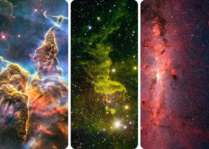 Galaxies Wallpaper Collection