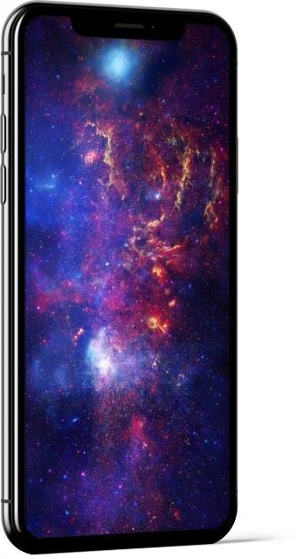Central Milky Way Wallpaper