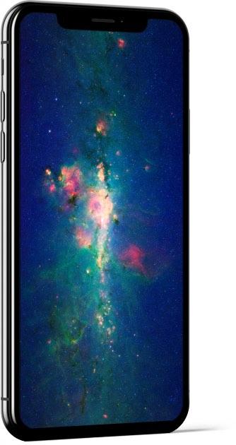 Peony Nebula Star Wallpaper