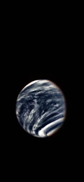 Venus from Mariner 10 Wallpaper
